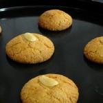 Amarretti Almond Cookies