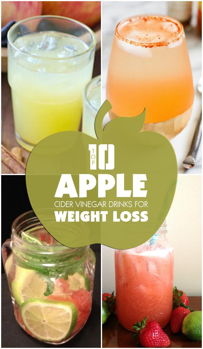 Top 10 Apple Cider Vinegar Drinks for Weight Loss