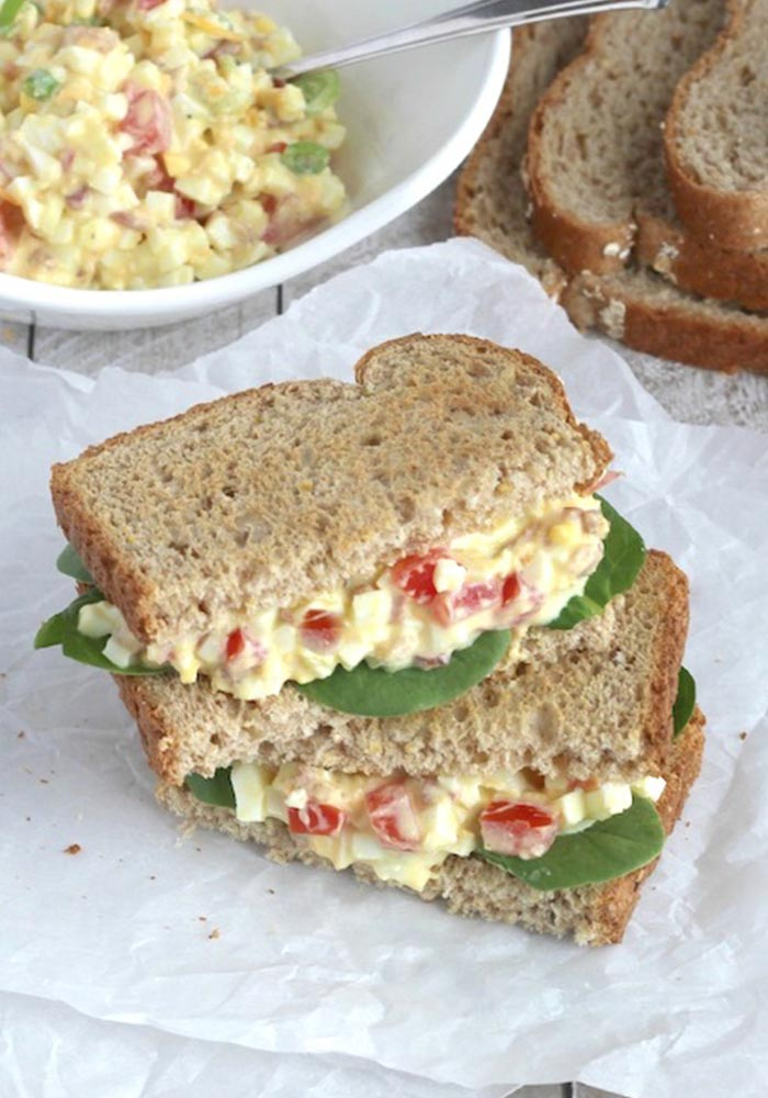 BLT Egg Salad