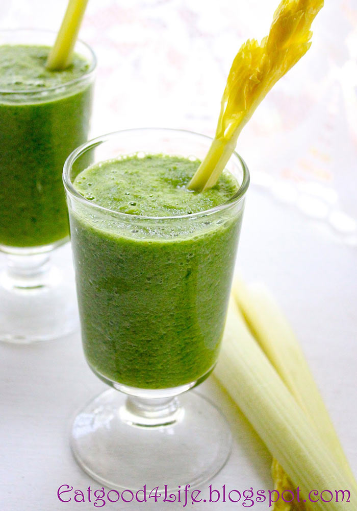 Dr.Oz's Morning Green Smoothie