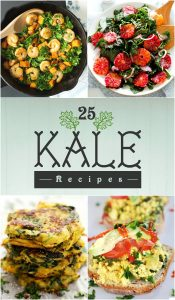 Top 25 Healthy Kale Recipes