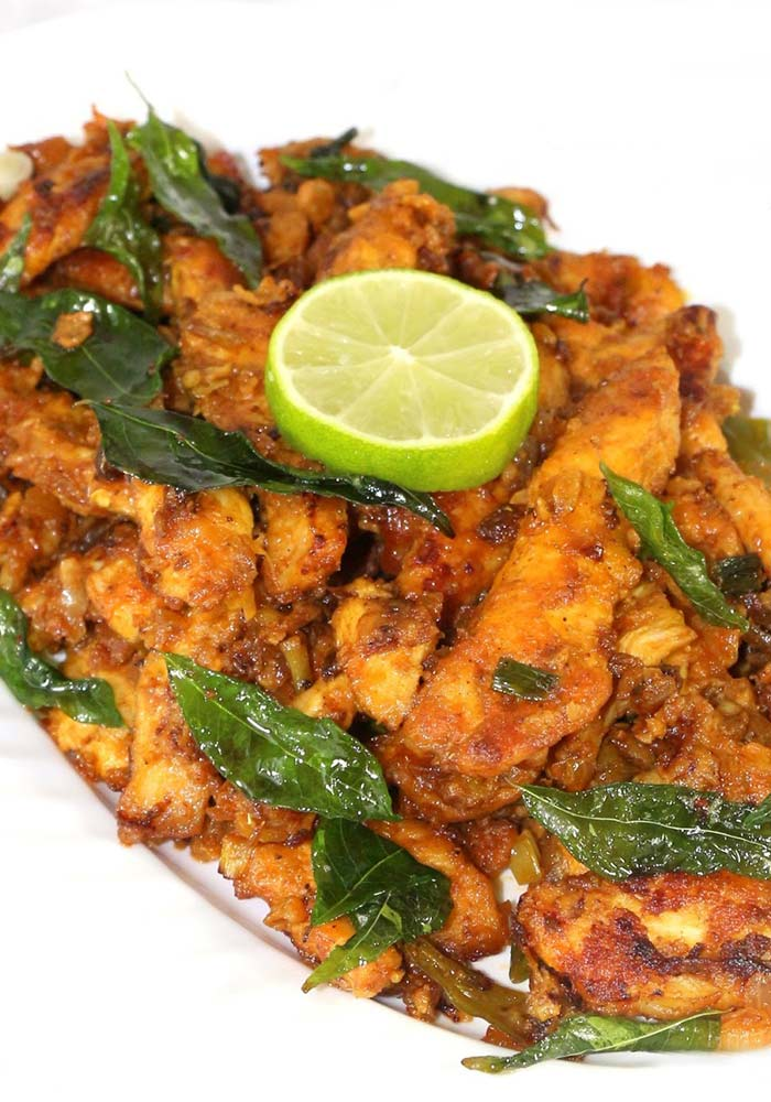 Chicken Majestic (Andhra Style)