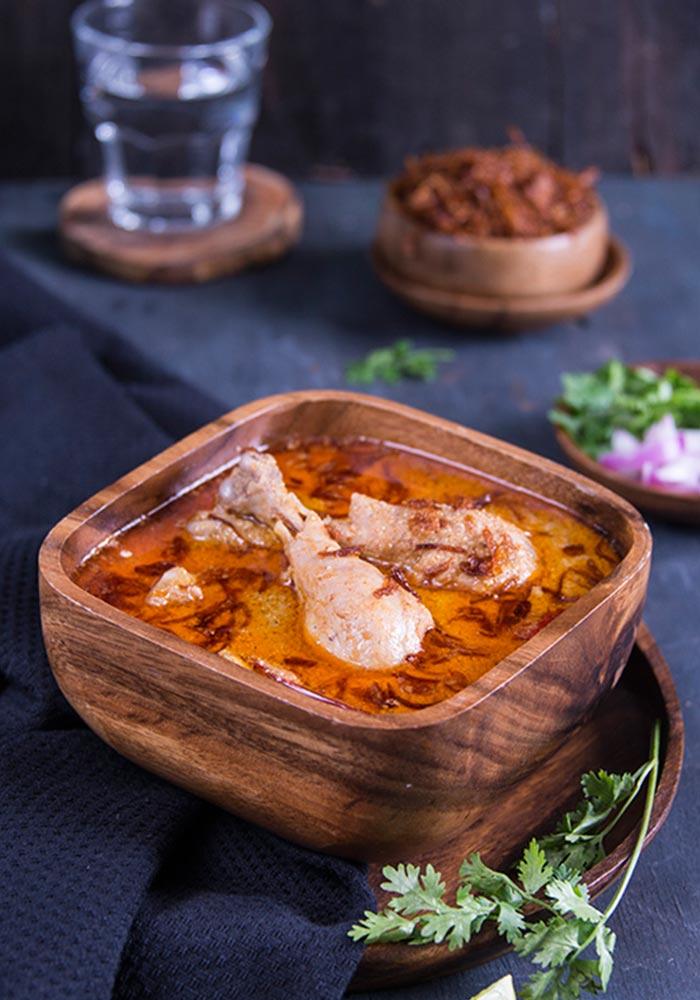 Chicken Rezala Murgh Rezala