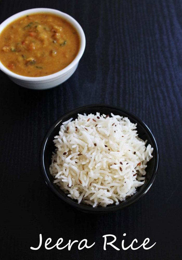 Jeera RiceCumin Rice