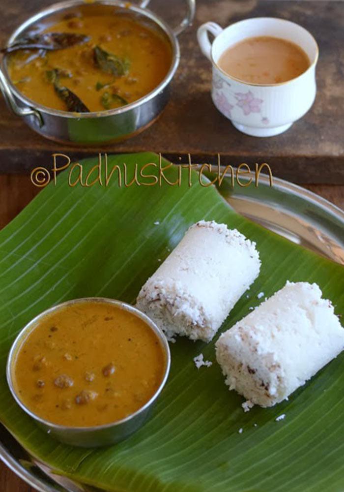 Kerala Style Puttu