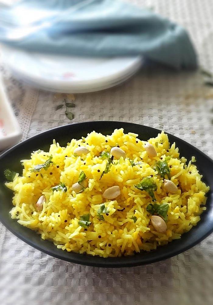 Lemon RiceElumichai Sadham