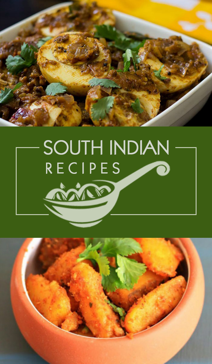 Popular South Indian Recipes