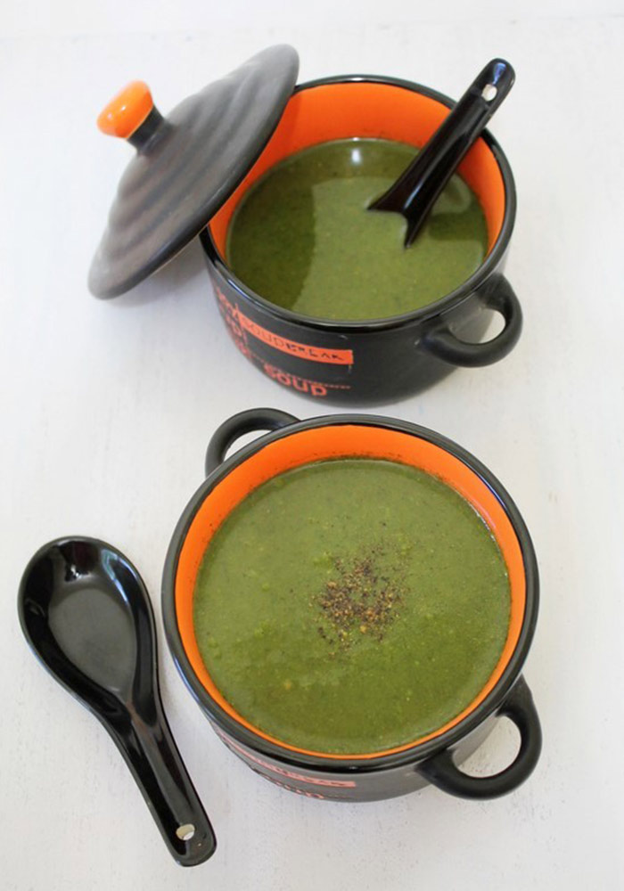 Spinach SoupPalak Soup
