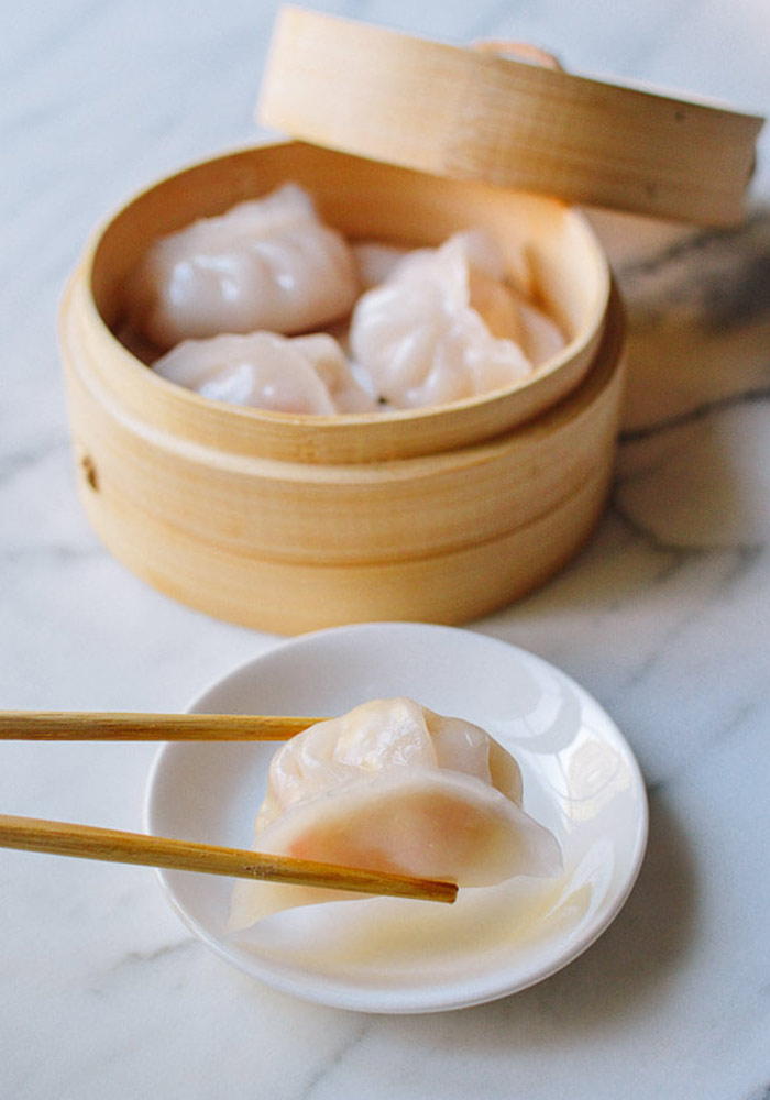 Dim Sum Shrimp DumplingsHar Gow
