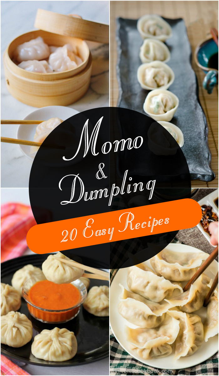 Momo and Dumpling Recipes