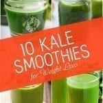 Top 10 Kale Smoothie Recipes for Weight Loss
