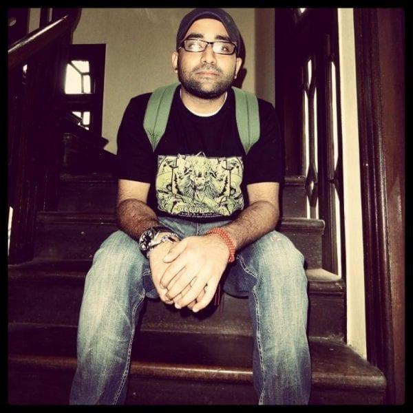 Ashish Negi - Blogger, musician, Pâtissier